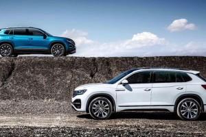 Volkswagen готовит купеобразный Tayron
