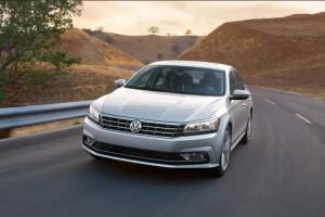 Improved Volkswagen Passat goes to the conveyor