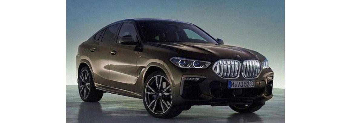 Официальная премьера новой линейки BMW X6