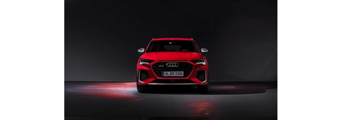 Audi обновила весь модельный ряд и анонсировала новую линейку RS