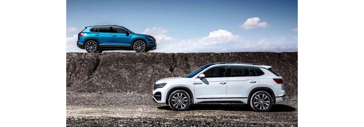 Презентация нового автомобиля Volkswagen Tayron пройдет уже в этом году