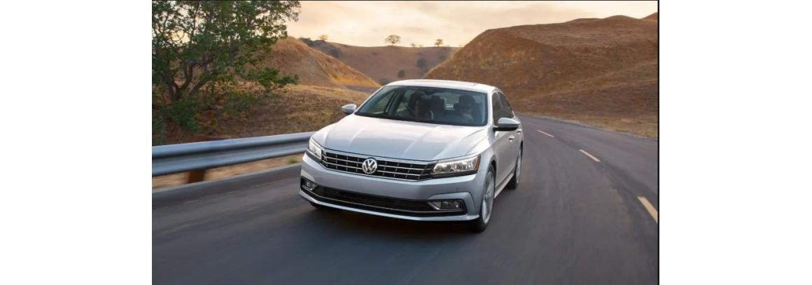 Улучшенный Volkswagen Passat выходит на конвейер